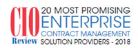 20 Most Promising Enterprise Contract Management Solution Providers - 2018